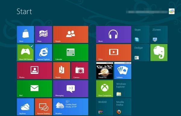 Windows 8 Enterprise Evaluation for Developers - Imagem 1 do software