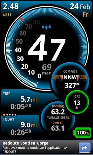 Ulysse Speedometer - Imagem 1 do software