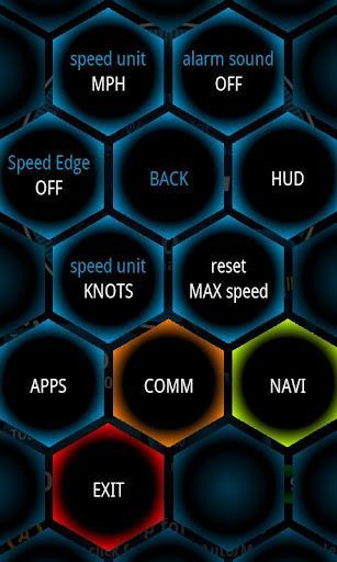 Ulysse Speedometer - Imagem 2 do software