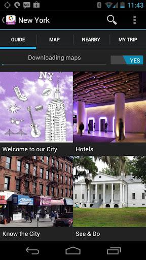GuidePal City Guides - Imagem 1 do software