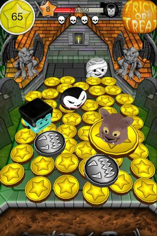 Coin Dozer Halloween - Imagem 1 do software
