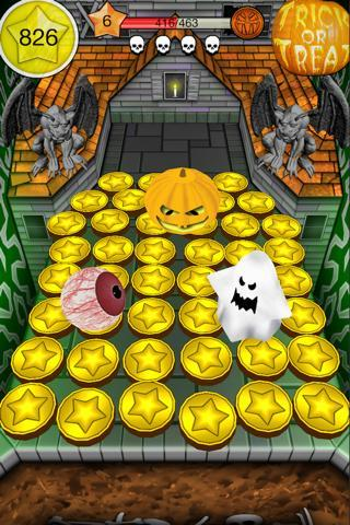 Coin Dozer Halloween - Imagem 2 do software