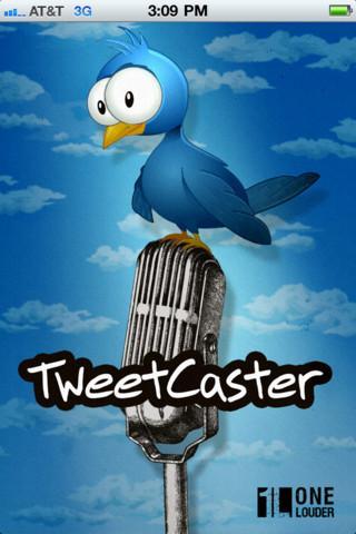 TweetCaster - Imagem 1 do software