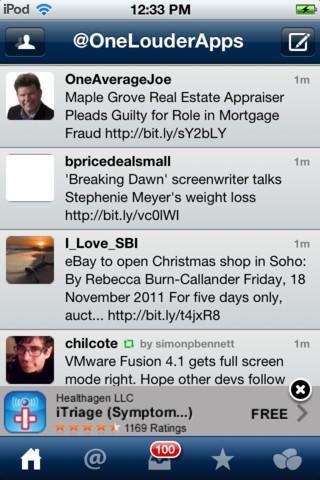 TweetCaster - Imagem 2 do software