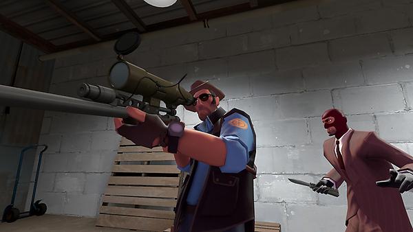 Team Fortress 2: The Jungle Inferno - Imagem 2 do software