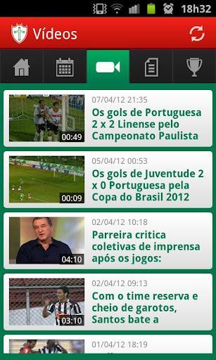 Portuguesa SporTV - Imagem 2 do software