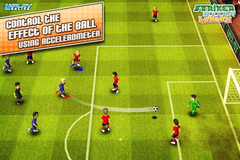 Striker Soccer London - Imagem 2 do software
