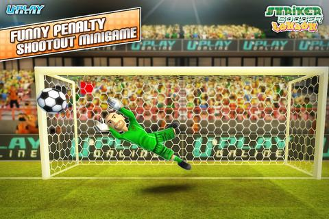 Striker Soccer London - Imagem 3 do software