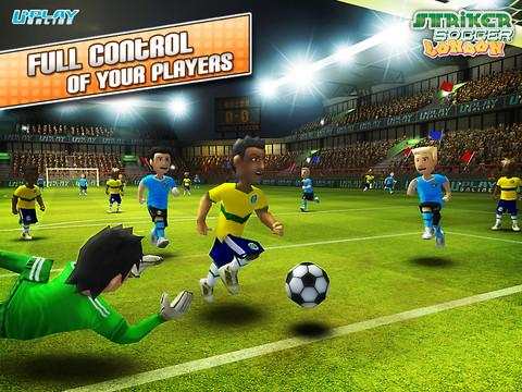 Striker Soccer London - Imagem 1 do software
