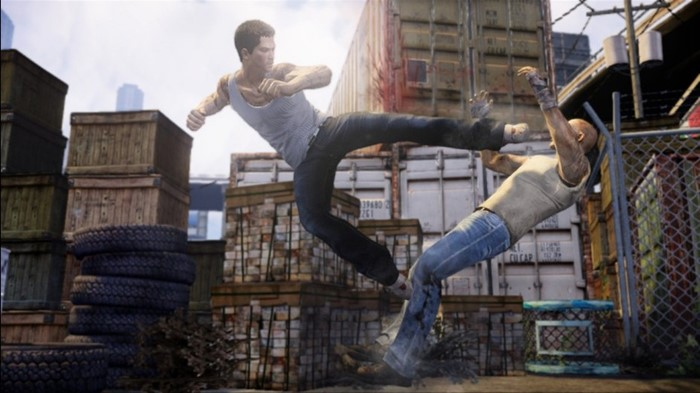 Sleeping Dogs DEMO.