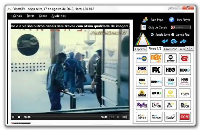 PrismaTV.