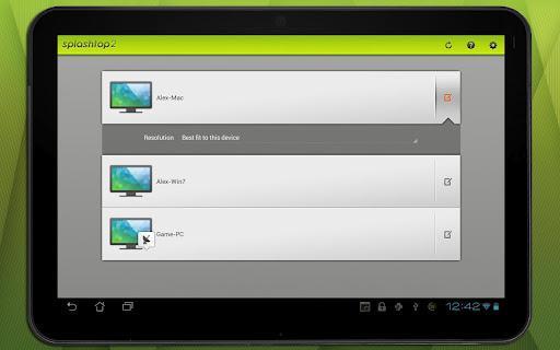 Splashtop 2 HD - Imagem 2 do software