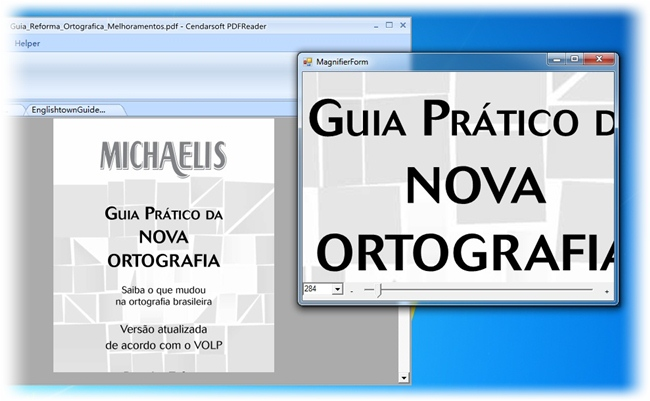 Cendarsoft PDF Reader - Imagem 2 do software
