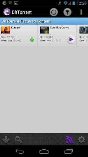 BitTorrent Torrent Downloads - Imagem 2 do software