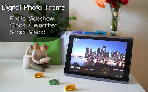 Social Frame HD (Slideshow) - Imagem 1 do software