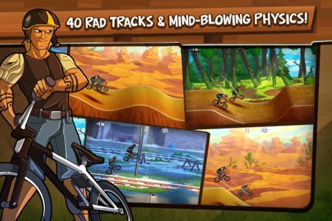 Mad Skills BMX - Imagem 4 do software