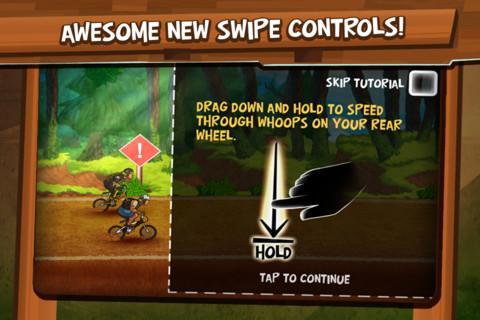 Mad Skills BMX - Imagem 2 do software