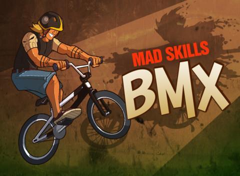 Mad Skills BMX - Imagem 1 do software