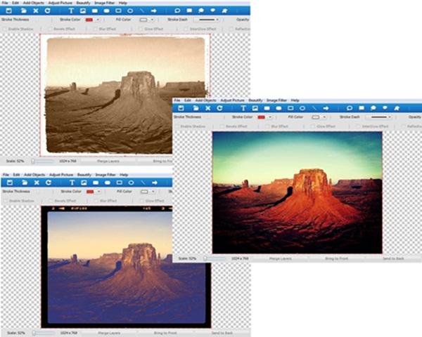 Toolwiz Pretty Photo - Imagem 3 do software