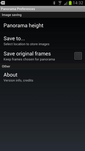 HD Panorama - Imagem 2 do software
