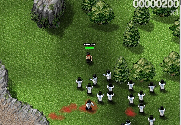 Boxhead: The Zombie Wars - Imagem 1 do software