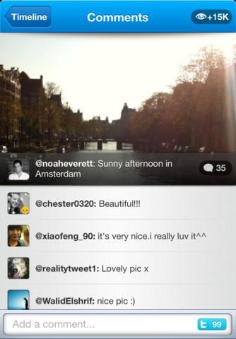 Twitpic - Imagem 1 do software