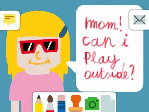 Maily: Your Kids` First Email - Imagem 2 do software