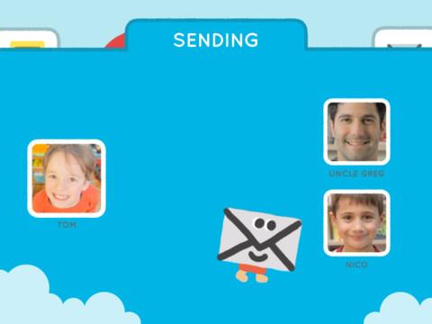 Maily: Your Kids` First Email - Imagem 1 do software