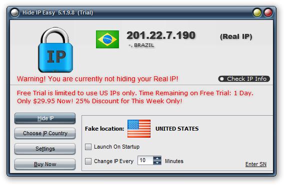 Hide IP Easy