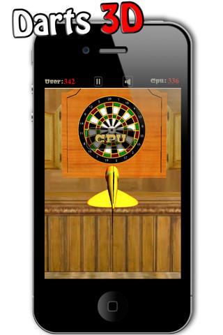 Darts 3D - Imagem 2 do software