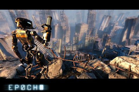 EPOCH. - Imagem 1 do software