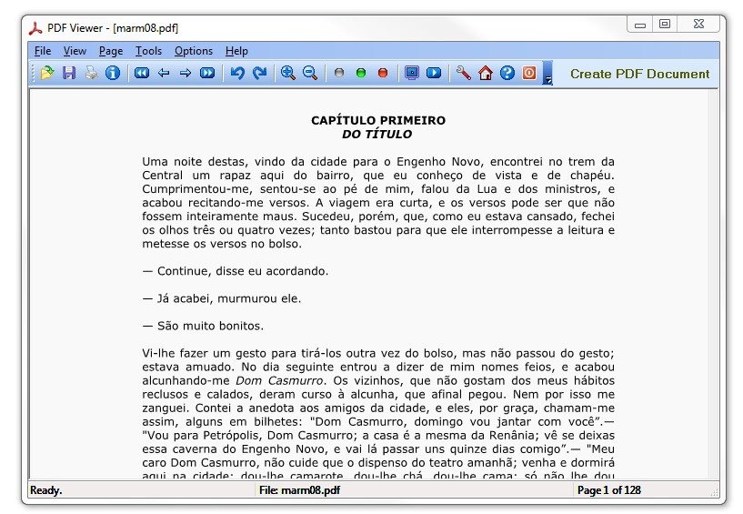 PDF Viewer - Imagem 1 do software