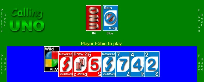 Uno by Claude Toupin - Imagem 2 do software