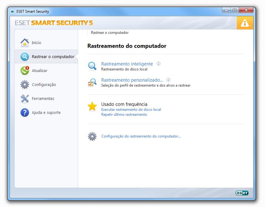 ESET NOD32 Smart Security 5.
