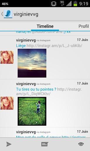 TweetLine Premium (Twitter) - Imagem 2 do software