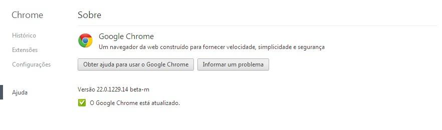Google Chrome Beta - Imagem 1 do software