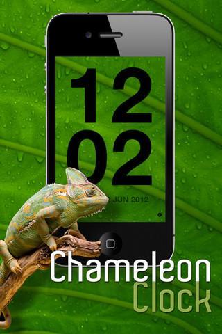 Chameleon Clock - Imagem 1 do software