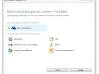 Imagem 8 do Windows Live Essentials