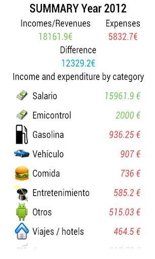 MoneyMe - Imagem 2 do software