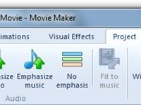 Imagem 2 do Windows Movie Maker