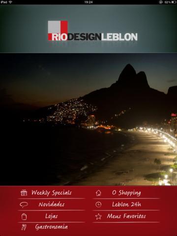 Rio Design Leblon HD - Imagem 1 do software