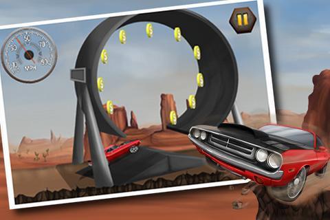 Stunt Car Challenge - Imagem 2 do software
