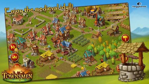 Townsmen - Imagem 1 do software