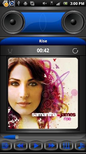 BoomBoxoid Music Player HQ - Imagem 1 do software