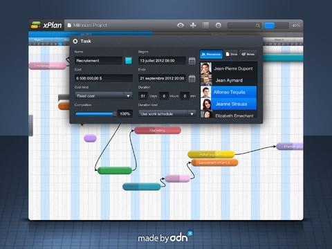 xPlan - Imagem 2 do software
