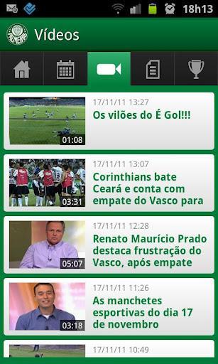 Palmeiras SporTV - Imagem 1 do software