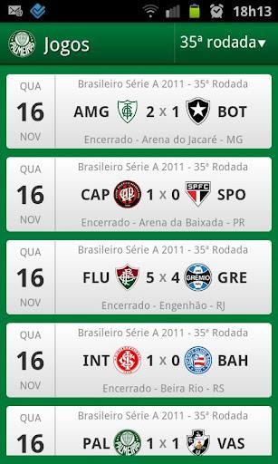 Palmeiras SporTV - Imagem 2 do software