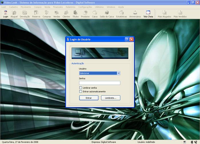 Vídeo Look - Imagem 1 do software