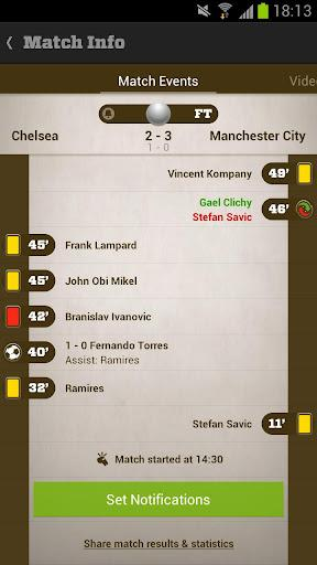 Live Score Addicts - Imagem 2 do software