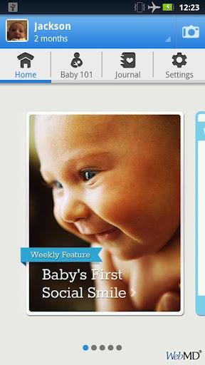 WebMD Baby - Imagem 1 do software